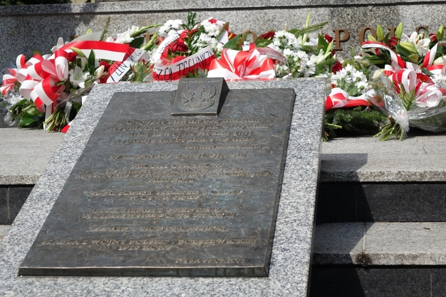 Obchody 80. rocznicy wybuchu II Wojny Światowej i Dnia Weterana