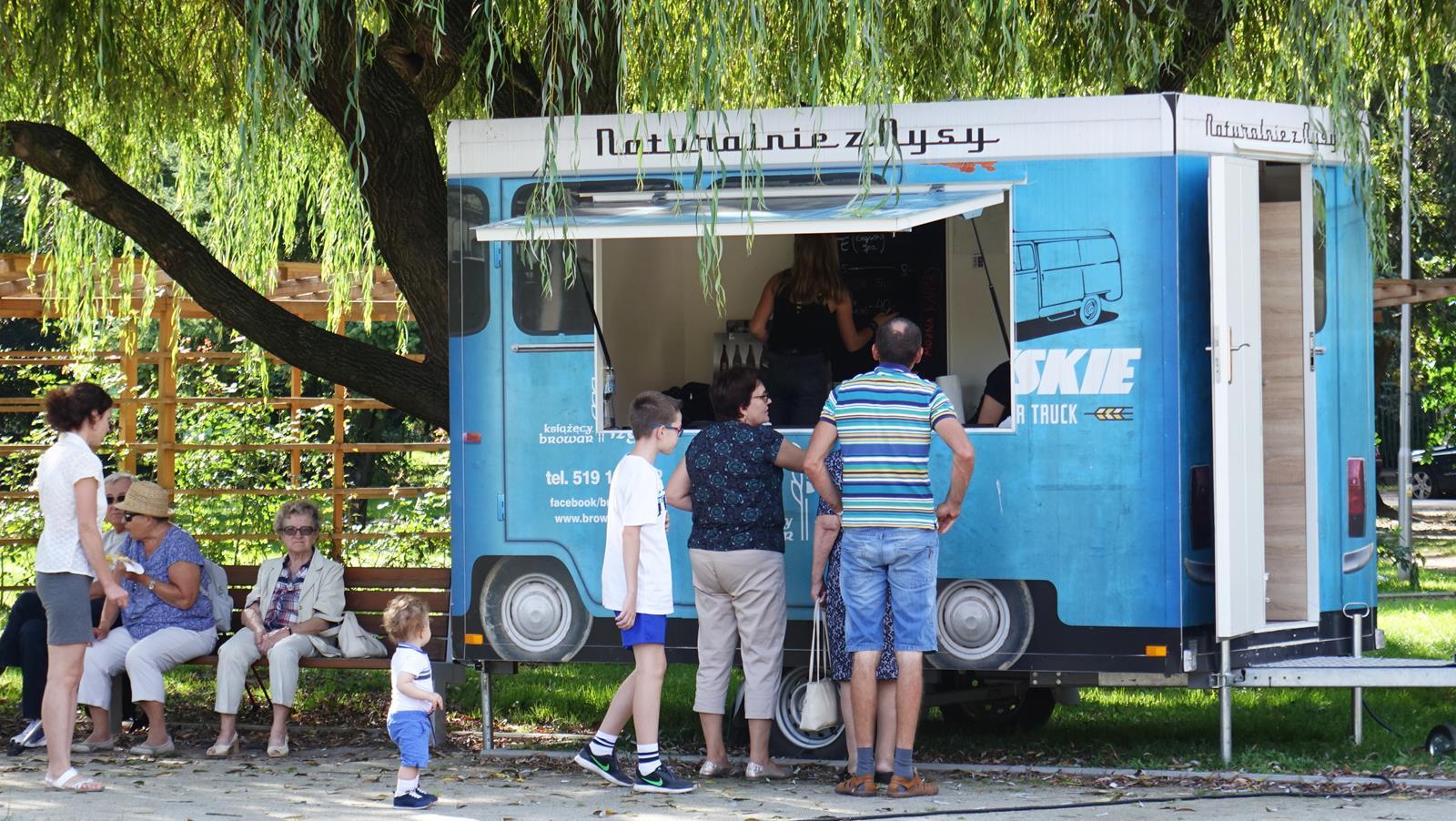 Kulinarna i muzyczna uczta na Paderewskiego