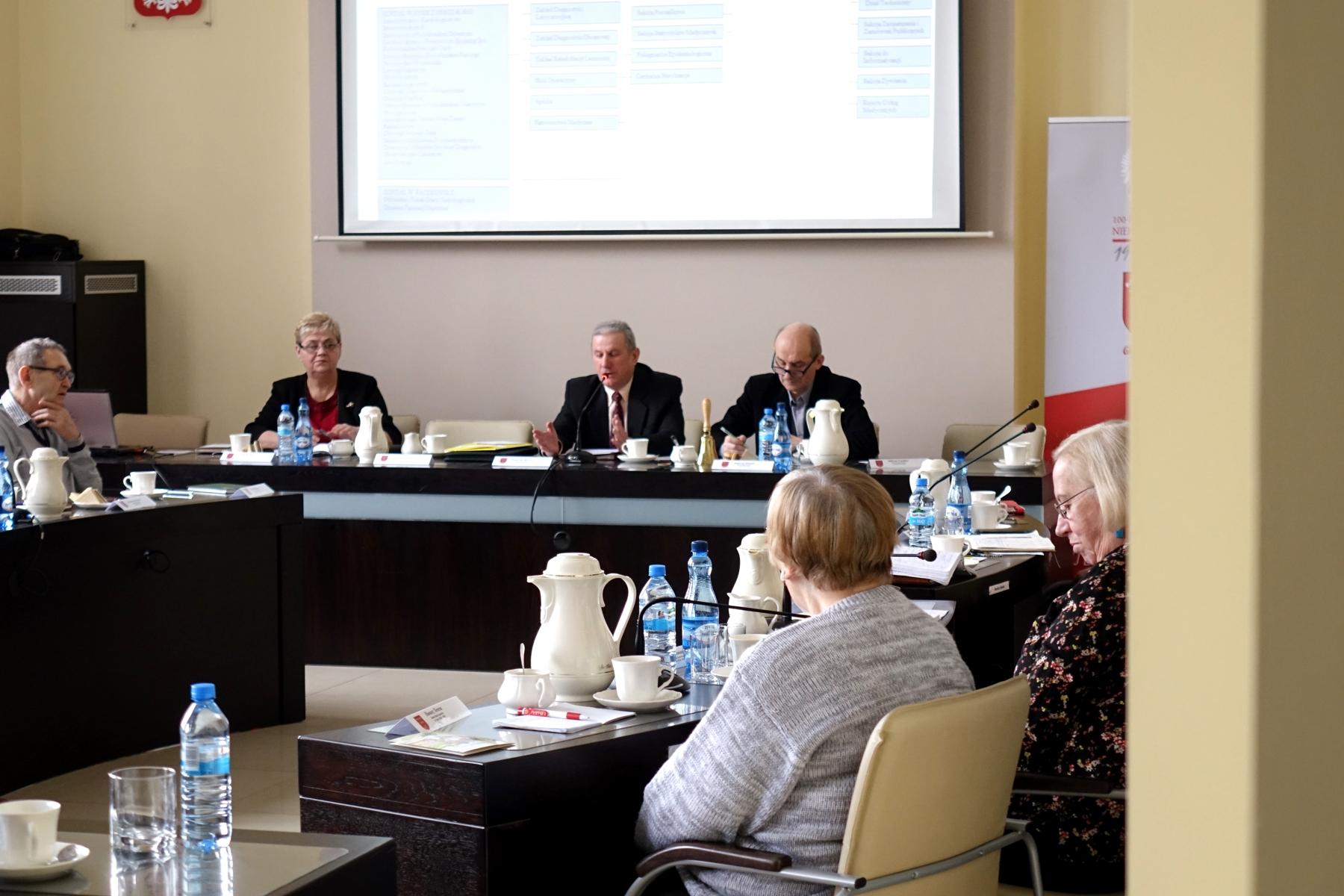 Porządek XIII sesji Rady Seniorów w Nysie