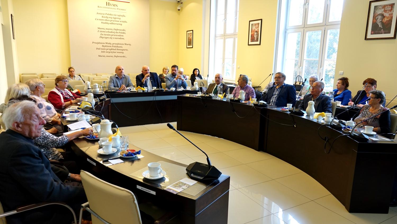 XIII sesja RS o geriatrii