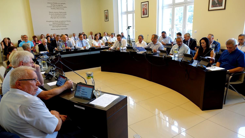 Porządek obrad XV sesji Rady Miejskiej w Nysie