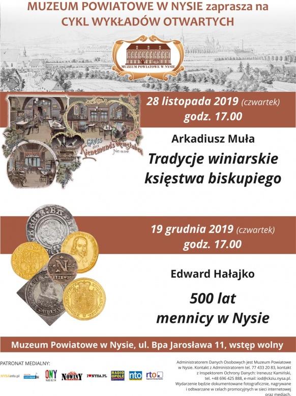 Wykład: Tradycje winiarskie księstwa biskupiego