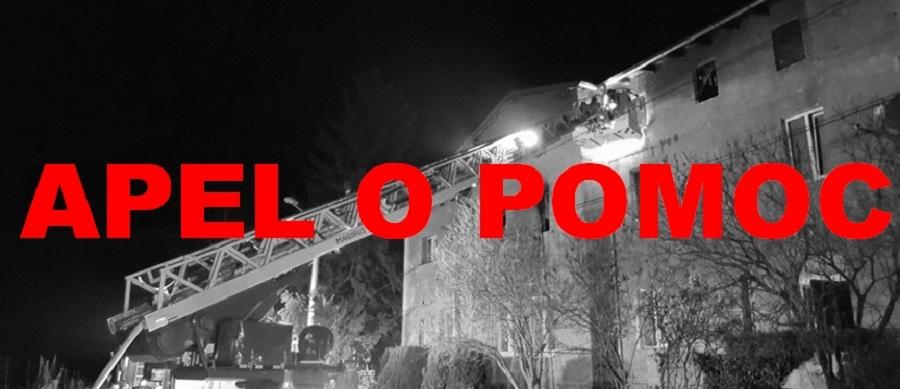 Pomóżmy ofiarom tragicznego pożaru