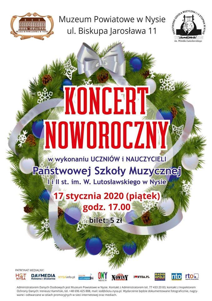 Koncert Noworoczny w Muzeum