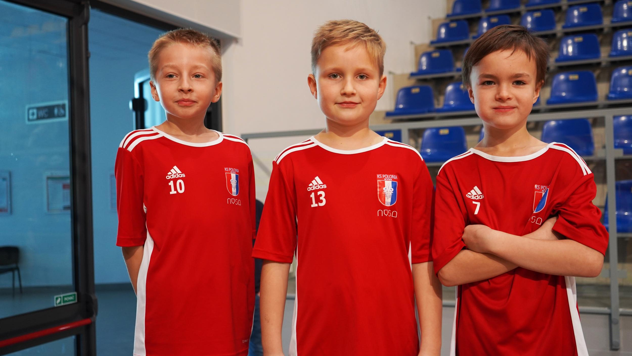 Piłkarska gwiazdka w Hali Nysa