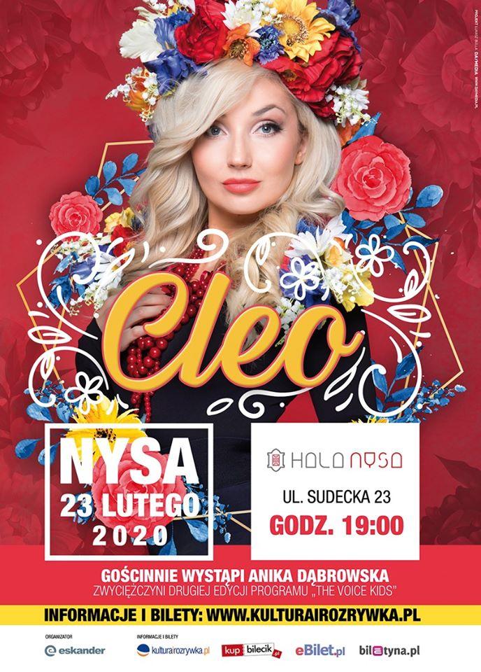 Cleo w Hali Nysa
