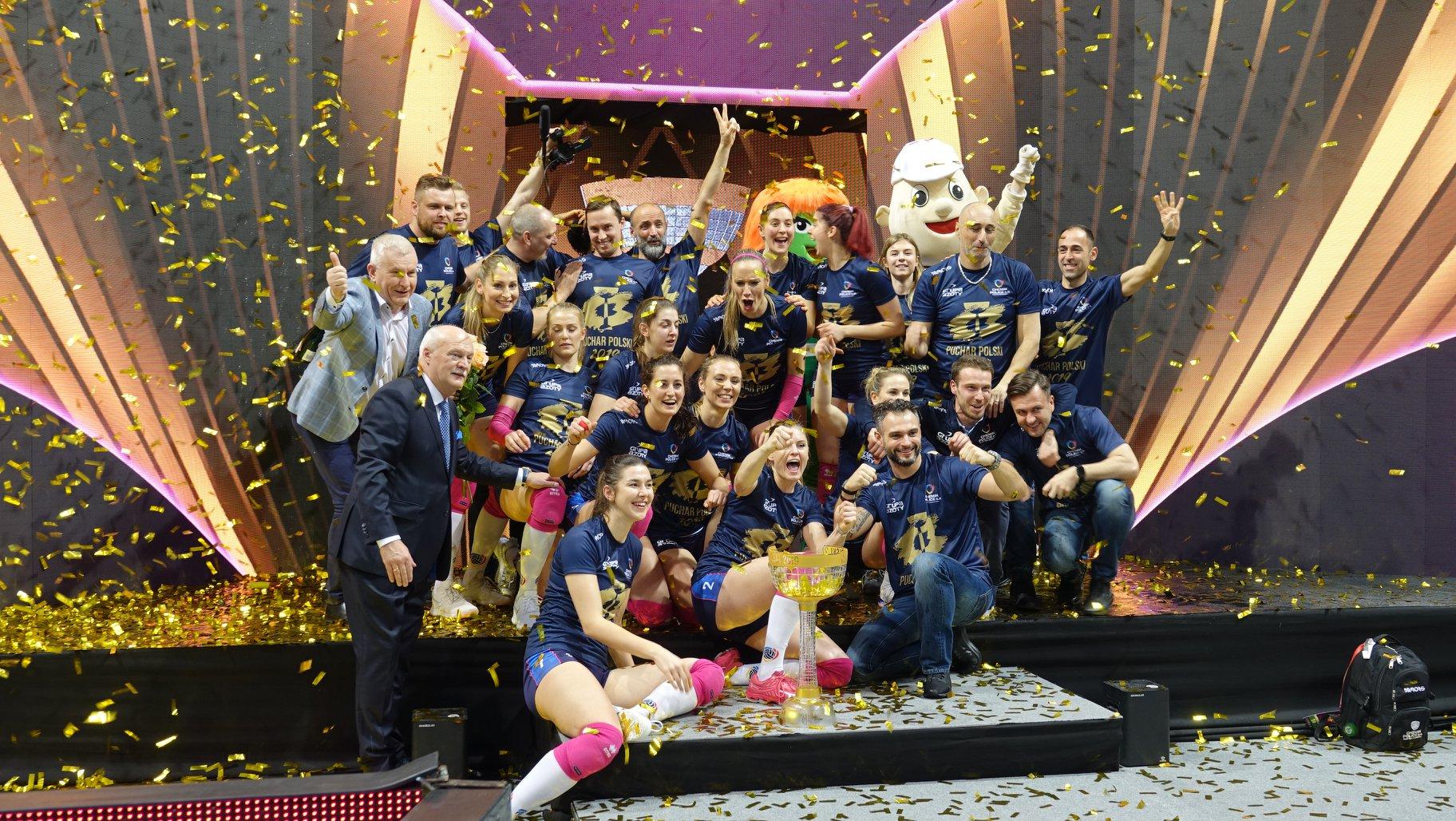 Najlepsze siatkarki powalczą o Puchar Polski w Hali Nysa