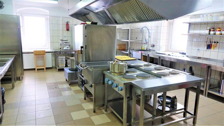 INowa kuchnia dla dzieci w SP nr 1
