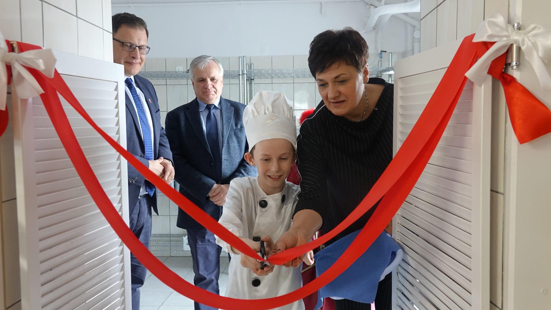 Nowa kuchnia dla dzieci!