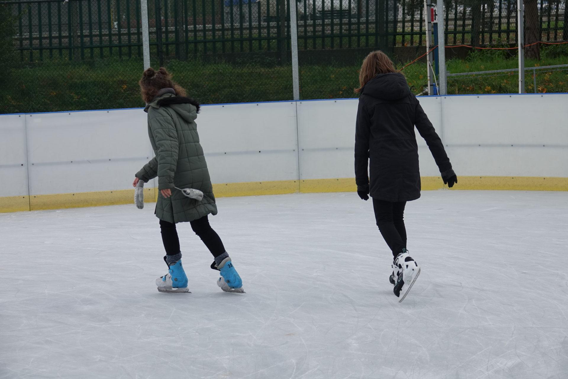 Koniec sezonu na lodowisku