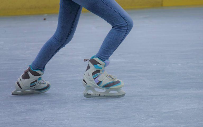 IKoniec sezonu na lodowisku