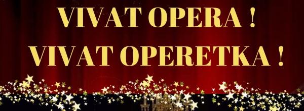 """Koncert walentynkowy """"Vivat Opera! Vivat Operetka !"""
