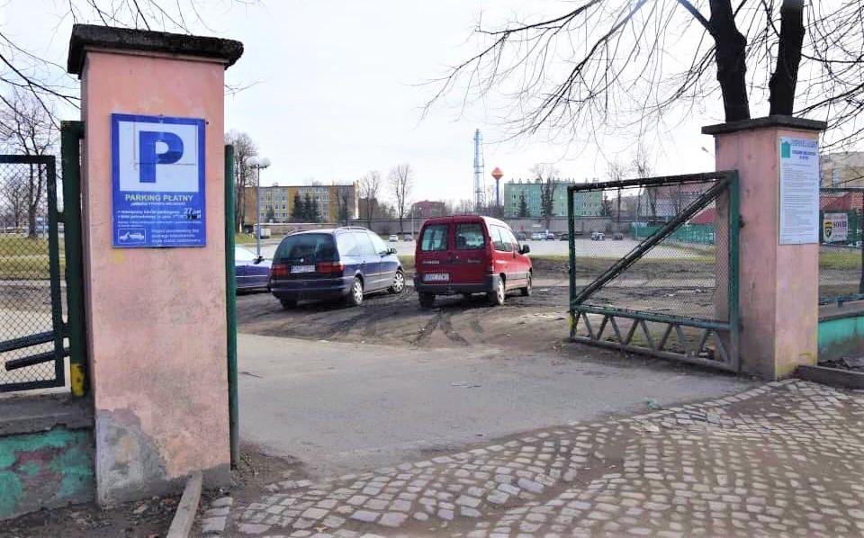 Bezpłatny parking na stadionie Stali