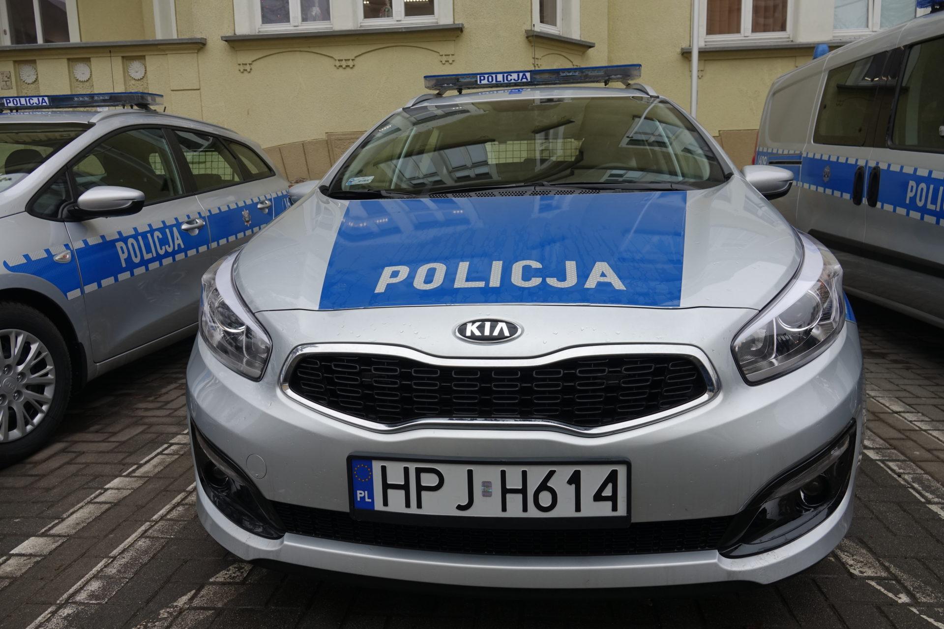 Dobór do służby w Policji