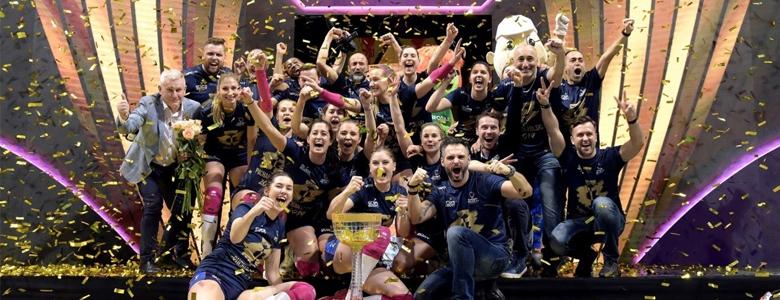 Puchar Polski w Piłce Siatkowej Kobiet 2020 – finał