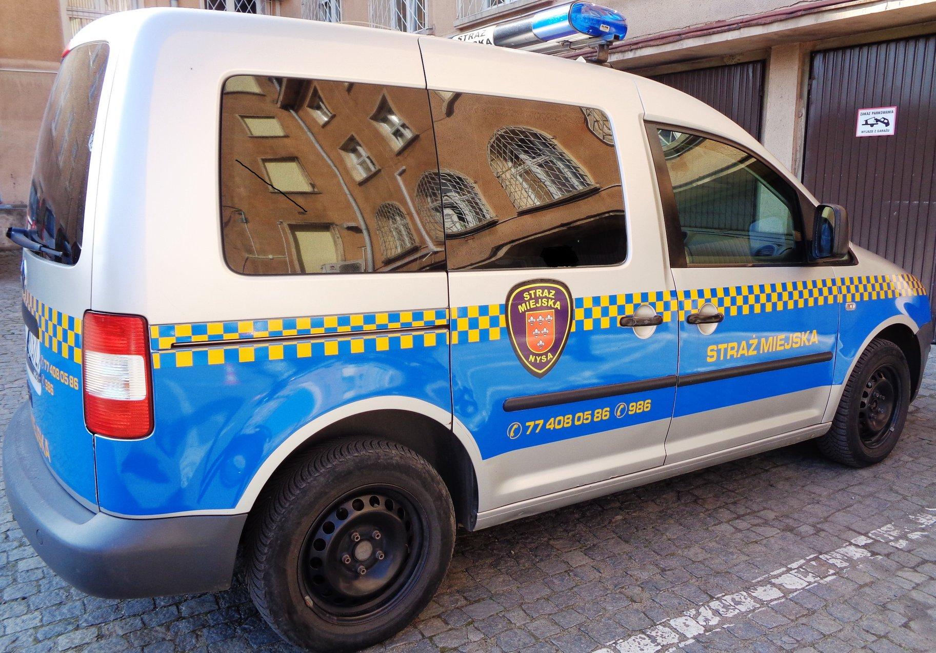 Dobra współpraca Straży Miejskiej i Policji