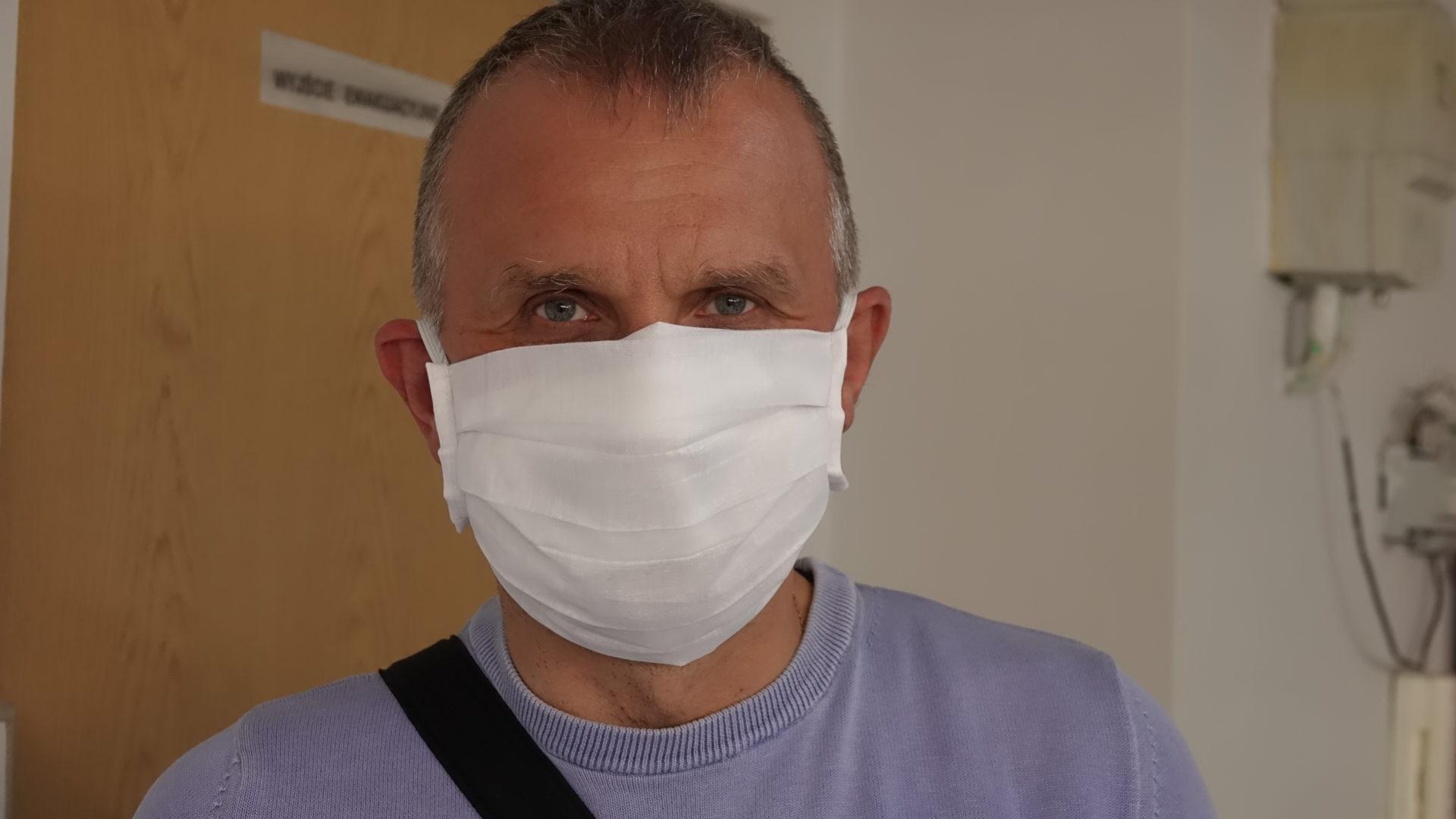 Od 16 kwietnia obowiązek zasłaniania ust i nosa