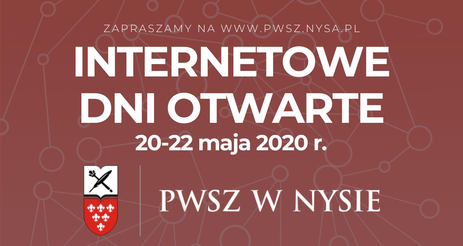 Nyska Uczelnia zorganizuje Internetowe Dni Otwarte