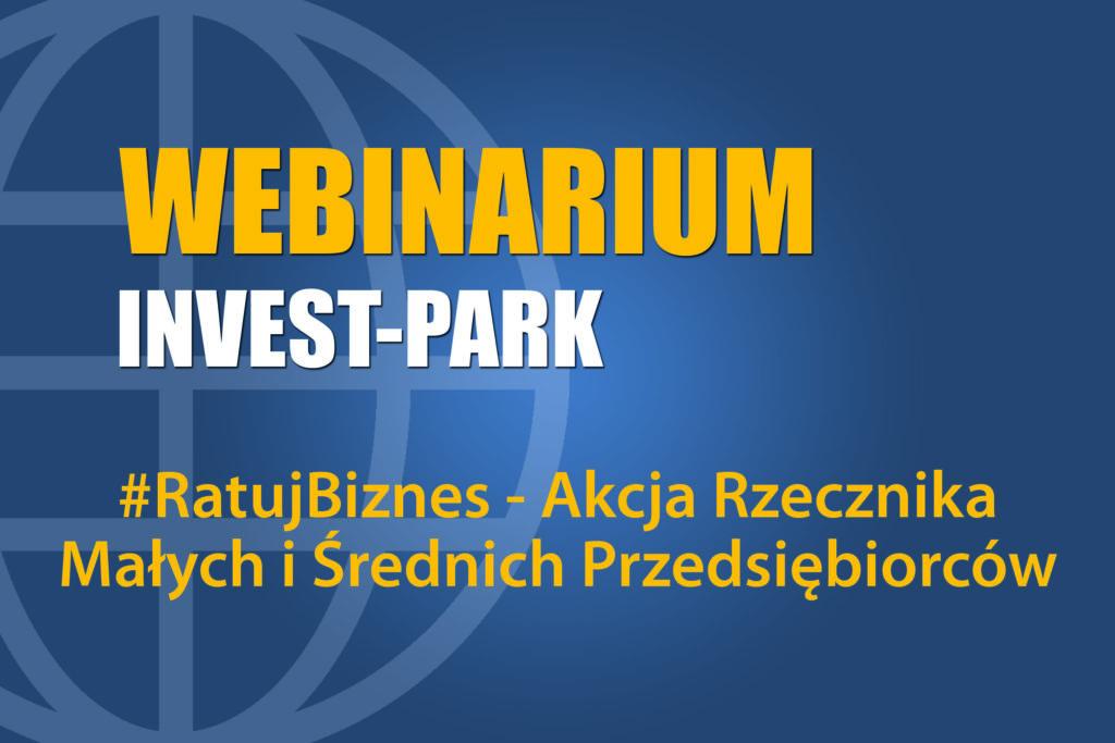 Webinar #RatujBiznes – Gmina Nysa