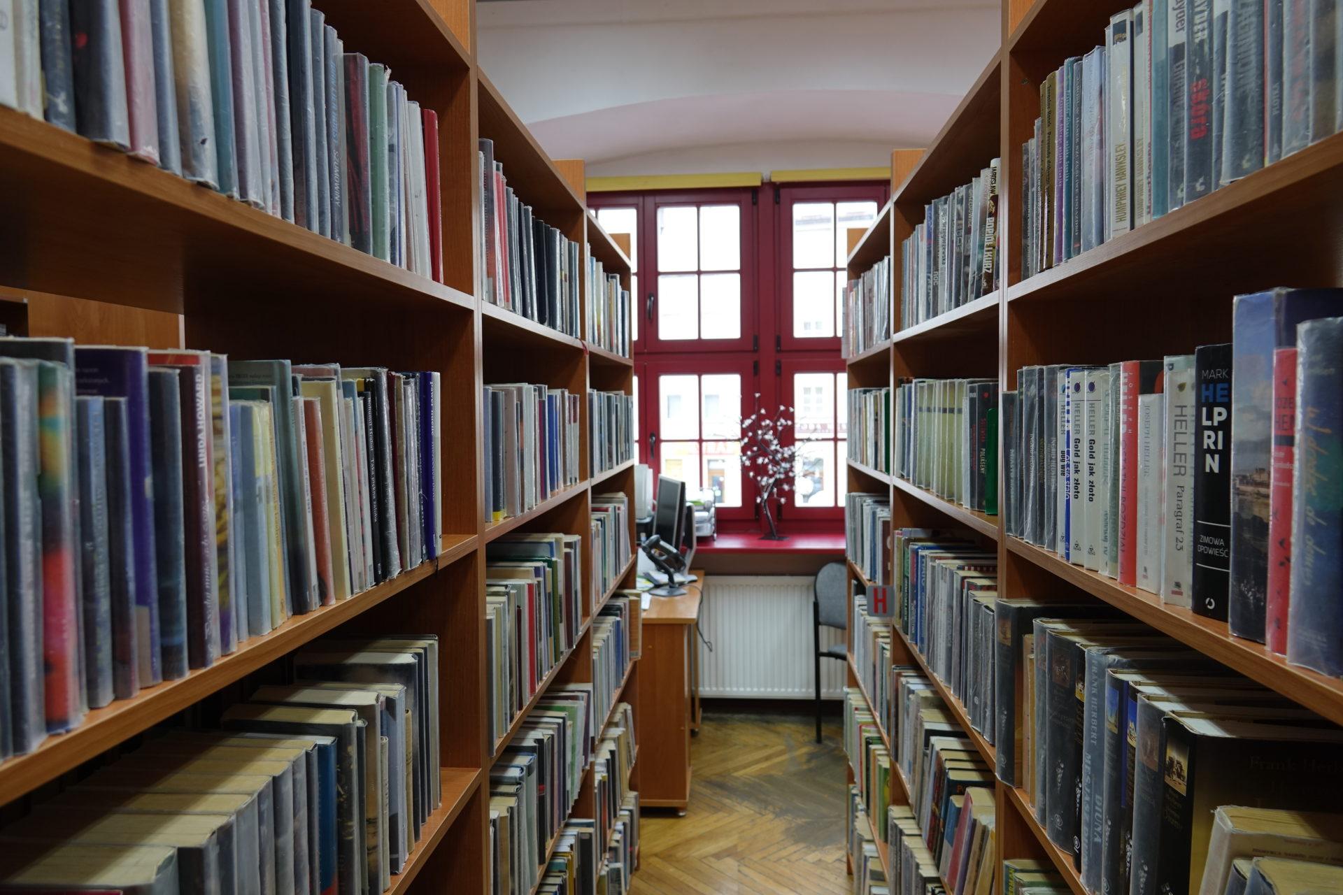 Otwarcie czytelni i Mediateki w miejskiej bibliotece