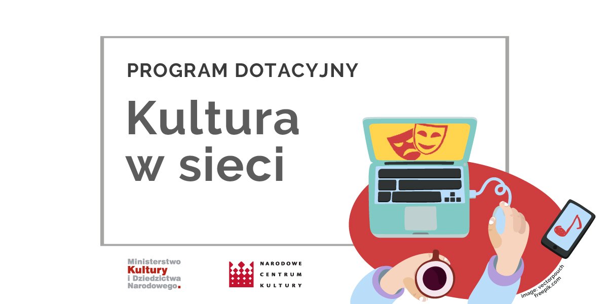 "NDK beneficjentem programu ,,Kultura w sieci"""
