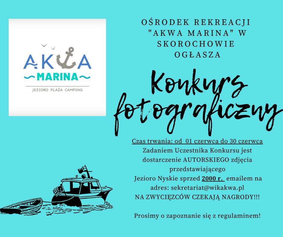 Konkurs fotograficzny z nagrodami