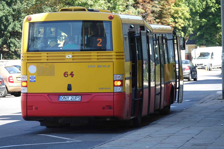 MZK przywraca sprzedaż biletów w autobusach