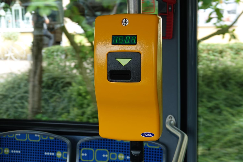 Kursowanie autobusów 15 sierpnia