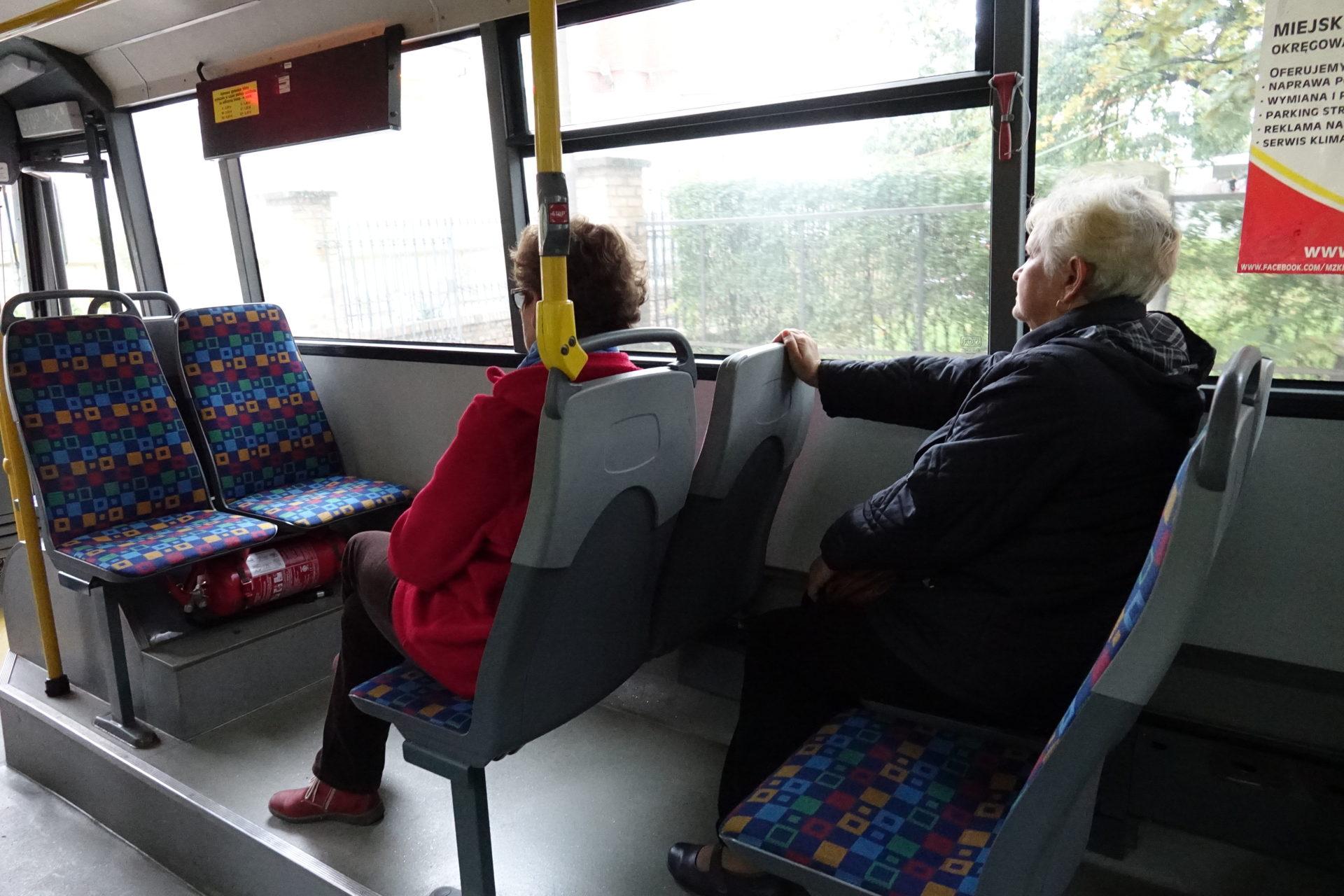 Zmiana trasy autobusu linii 5