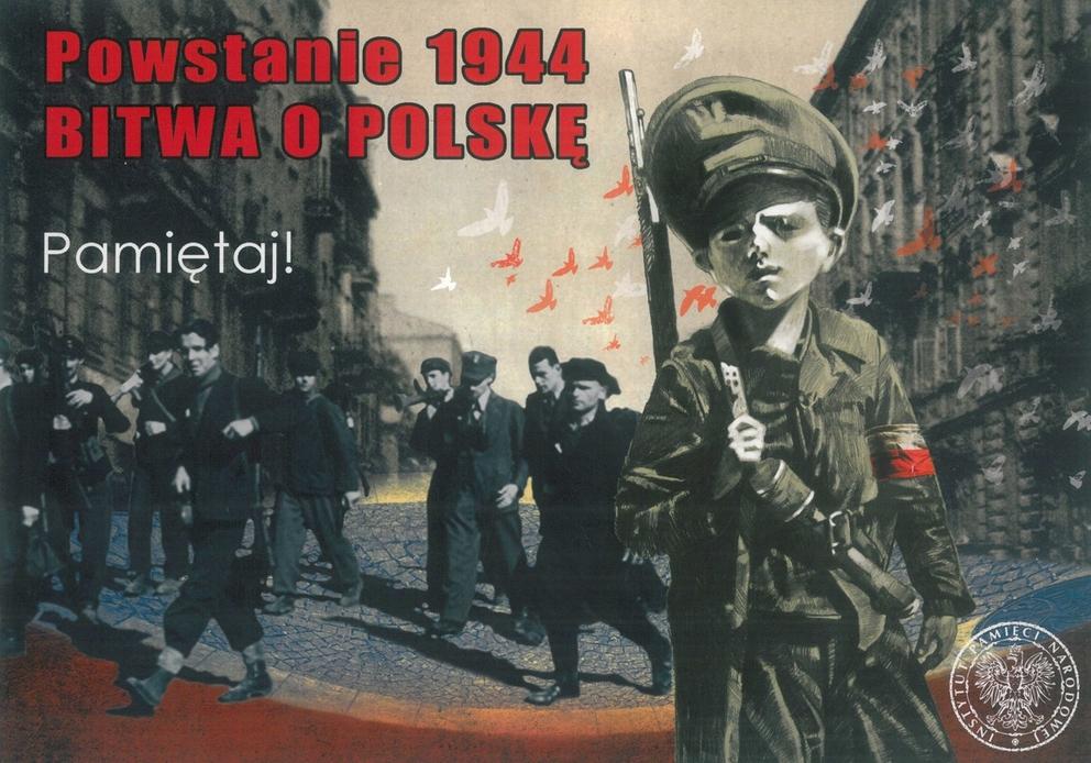 Zbliża się 76. rocznica wybuchu Powstania Warszawskiego