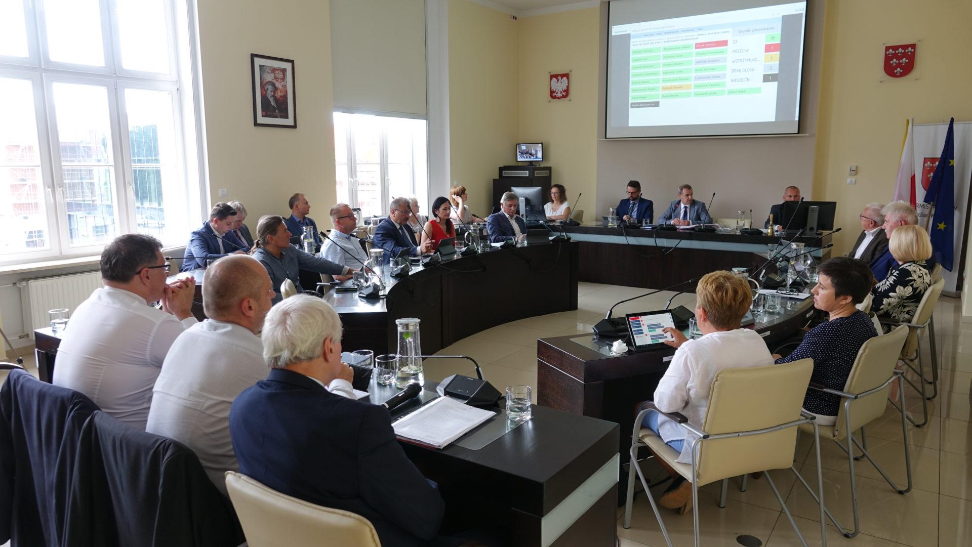Podsumowanie XXV sesji Rady Miejskiej w Nysie
