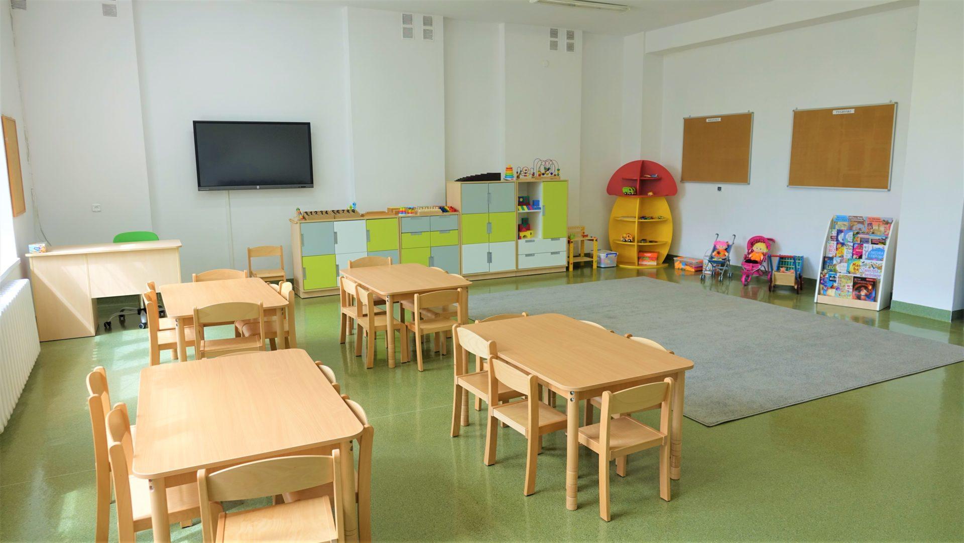 Nowy oddział przedszkolny w SP 10