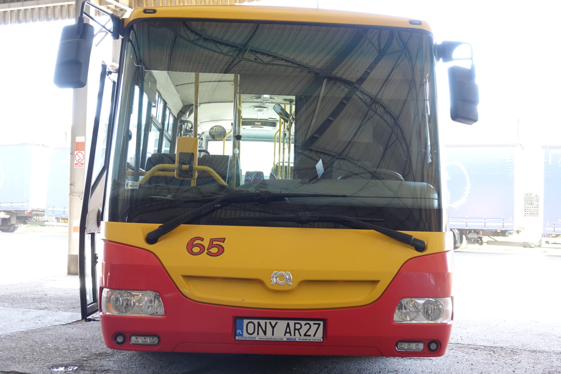Autobusy MZK dowiozą nas nad jezioro