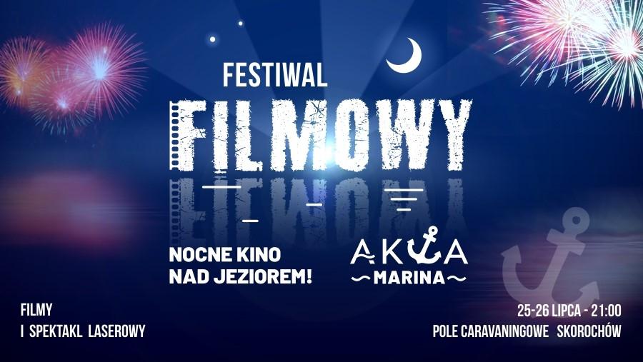 Festiwal Filmowy – Nocne Kino nad Jeziorem