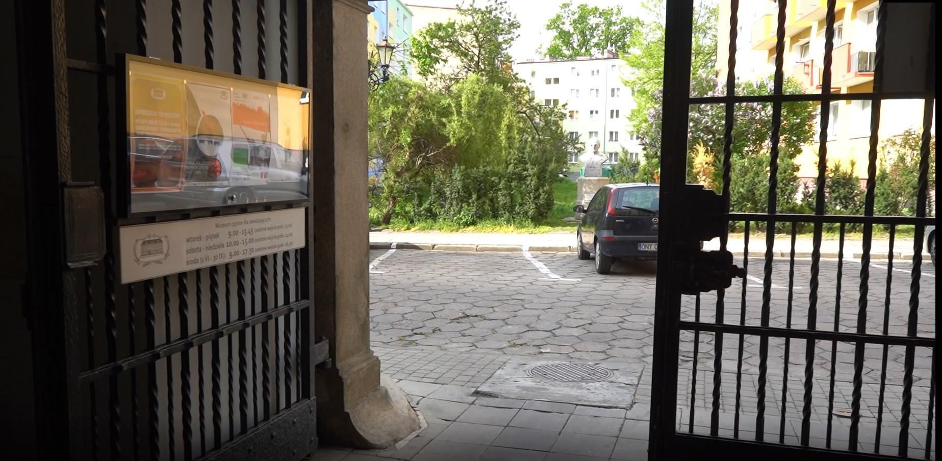 Czasowa zmiana organizacja ruchu na ulicy Biskupa Jarosława