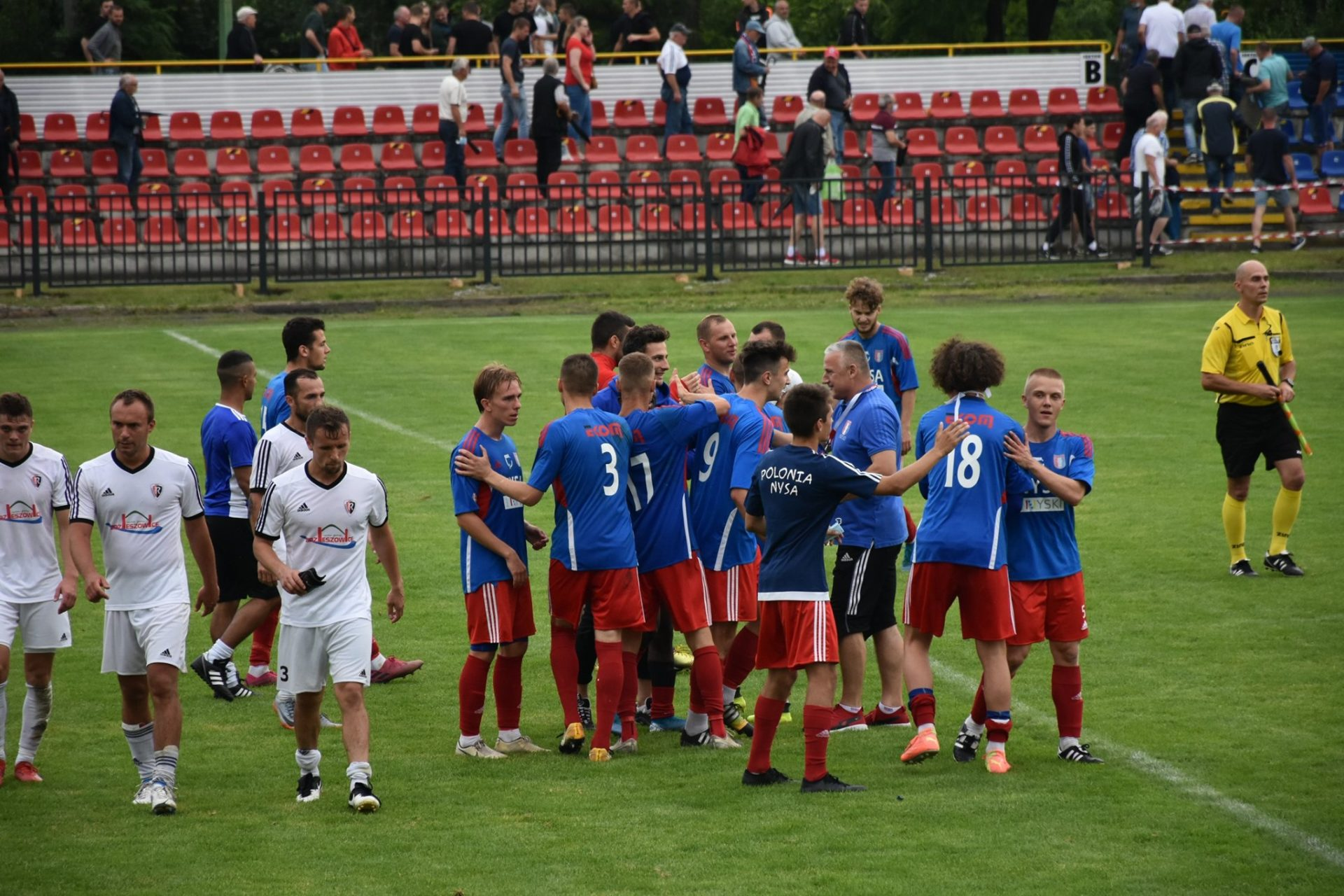 Polonia w finale regionalnego Pucharu Polski!