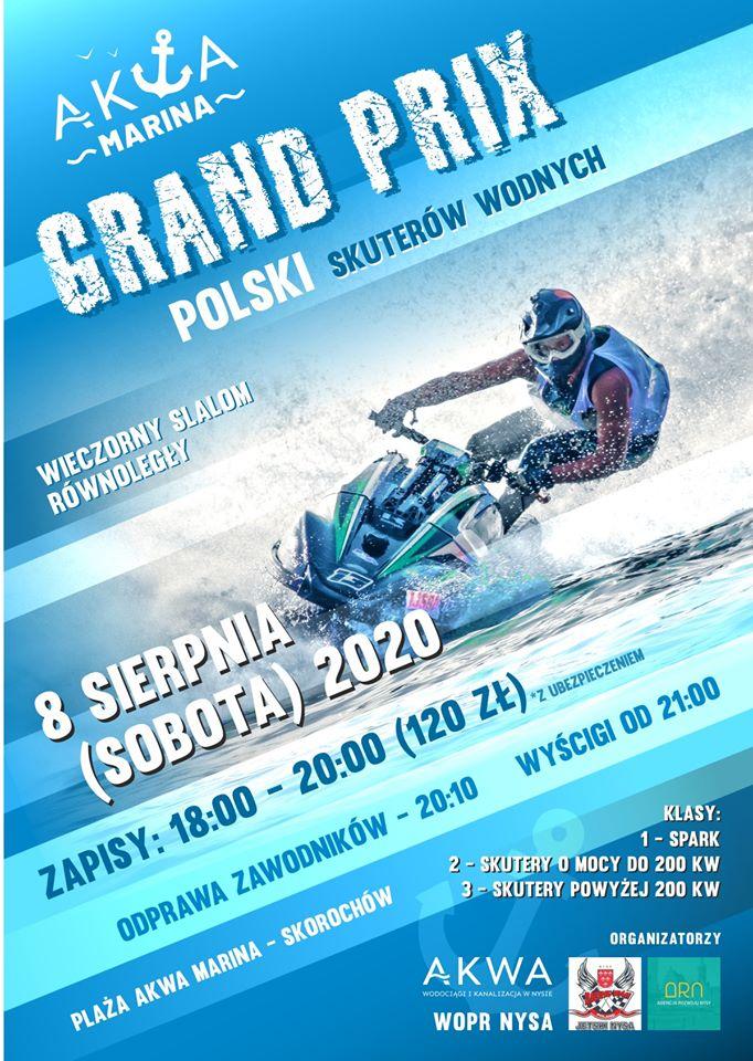 Grand Prix Polski Skuterów Wodnych