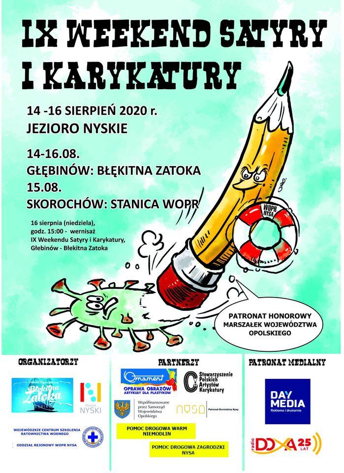 IX Weekend Satyry i Karykatury