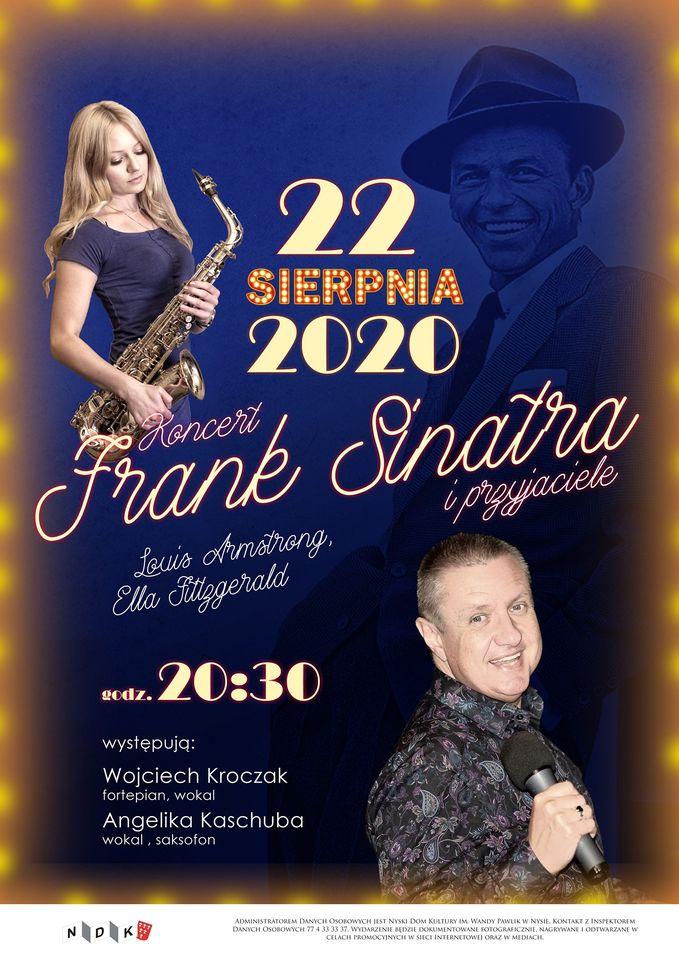 Piękny koncert z przebojami Sinatry