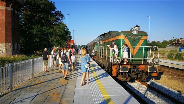 Historyczny pociąg znów przyjedzie do Nysy!