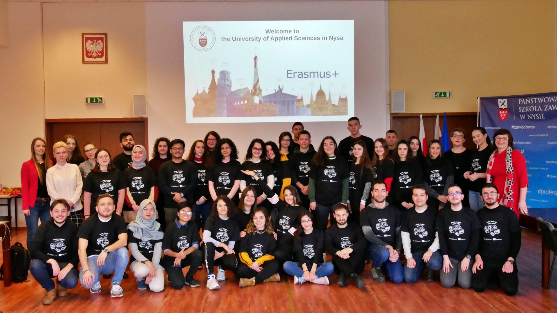 PWSZ w Nysie pozyskała fundusze na studencką wymianę międzynarodową