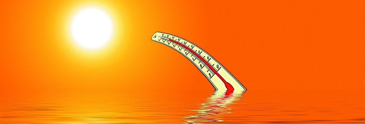 Ostrzeżenie meteorologiczne – upał