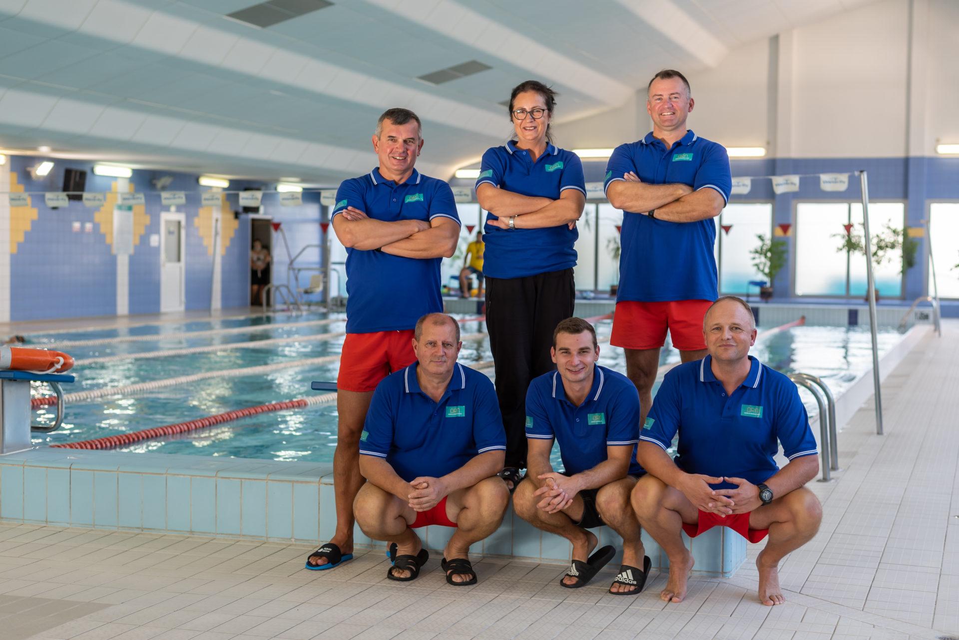 Rusza szkoła pływania ARN!