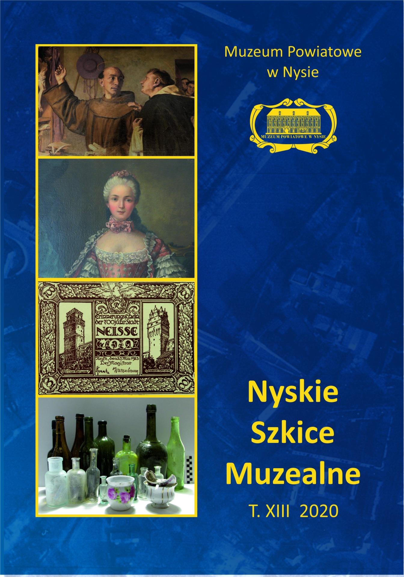 Promocja XIII t. Nyskich Szkiców Muzealnych 2020