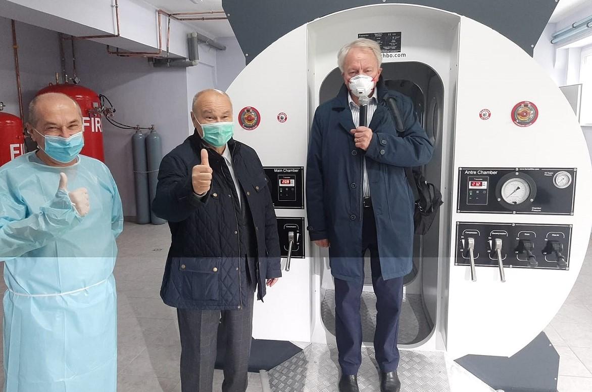 W nyskim szpitalu zostanie otwarty oddział dla chorych na koronawirusa