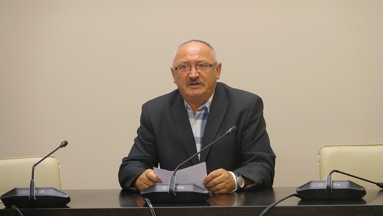 Pierwsze posiedzenie III kadencji Rady Seniorów