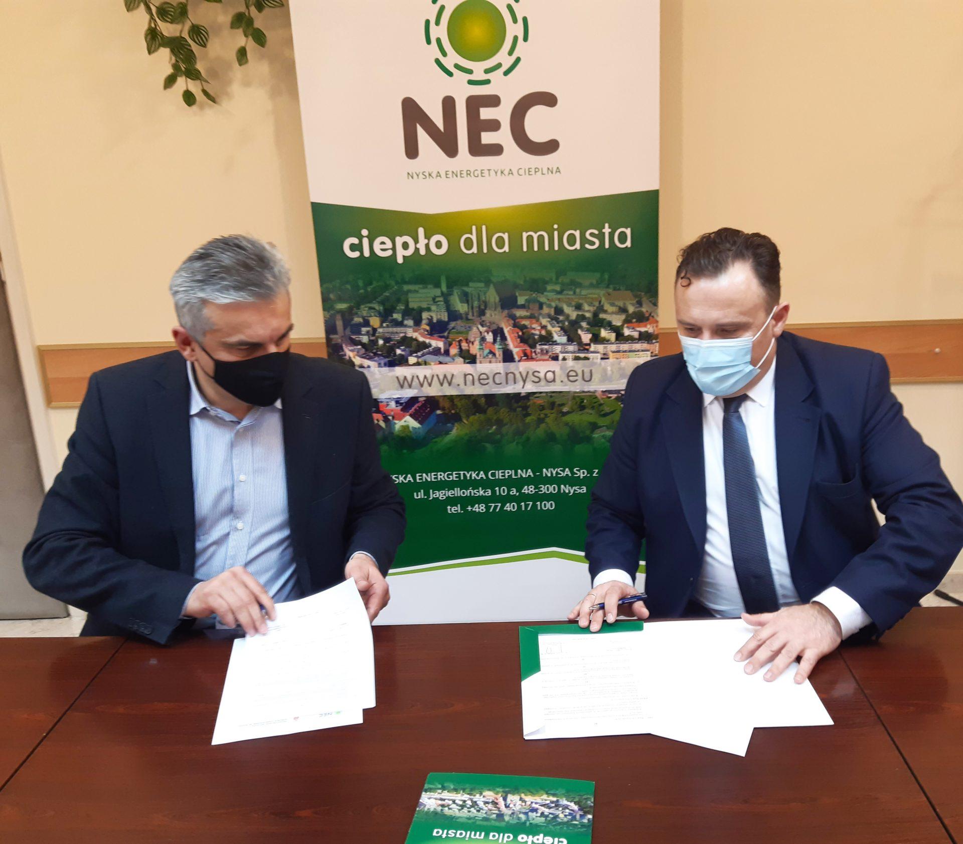 NEC i PWSZ zadbają o czyste powietrze