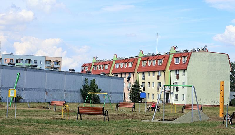 Plac zabaw na ul. Zwycięstwa zostanie przeniesiony w inne miejsce