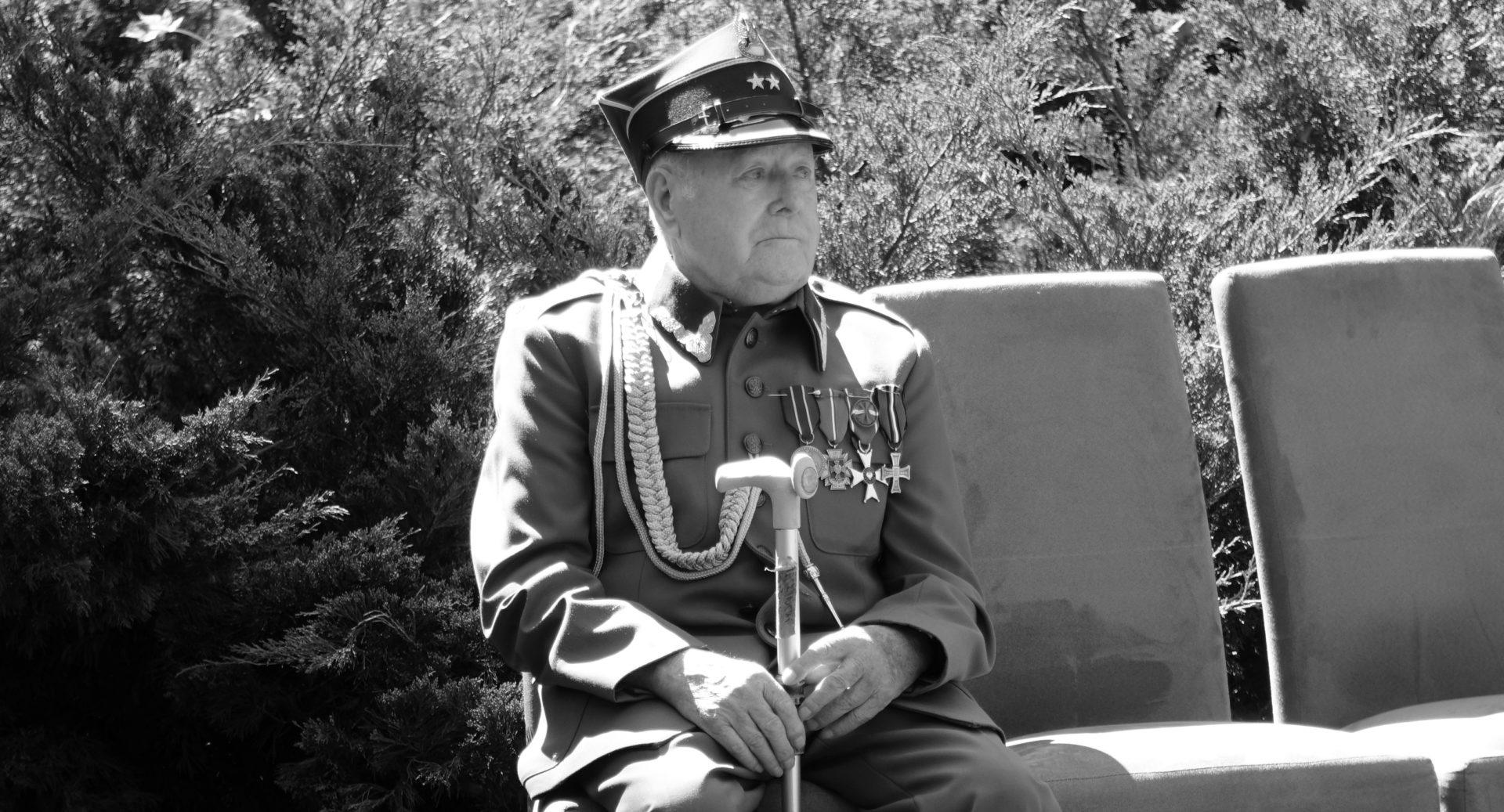 Odszedł Wacław Staszyński – jeden z ostatnich Wyklętych