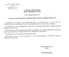 Informacja Redakcji Dziennika Urzędowego Województwa Opolskiego o ogłoszeniu aktu normatywnego / innego aktu prawnego w wojewódzkim dzienniku urzędowym